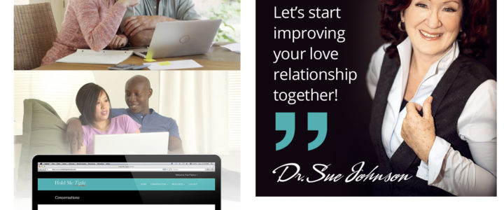 Hold Me Tight Online Couples Course by Dr. Sue Johnson  – 50% OFF