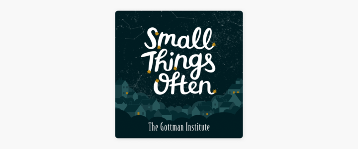 The 'Small Things Often' Podcast Season 2 For Couples is Now Available